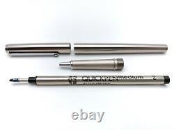 Vintage Montblanc S-Line No. 2322 Quickpen / Rollerball / Fineliner Pen