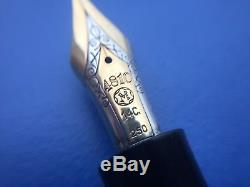 Vintage RARE Fountain pen MONTBLANC MATERPIECE L139 made in Germany from 1939